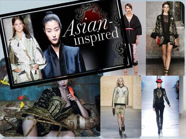 Modern Oriental Inspiration Board