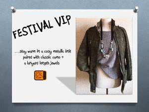 Festival VIP