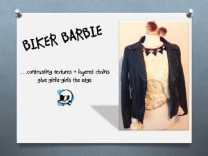 Biker Barbie