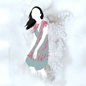 Illustration of SS 2014 Jocelyn Murray Boyne collection by Killian Fallon